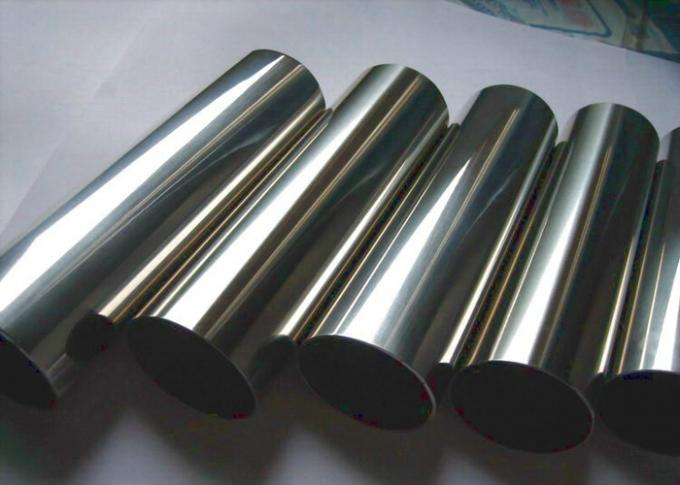 Heavy wall round stainless steel seamless pipe astm a