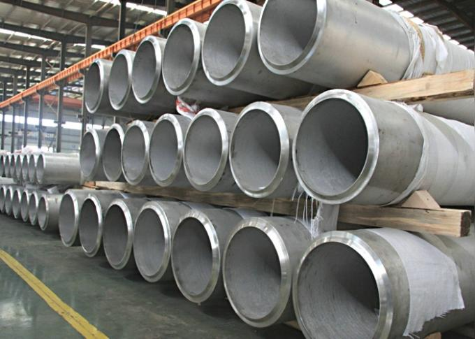 ASTM A778 321 304 304L 316 Welded Stainless Steel Tubing Thick Wall 0.3mm to 3mm
