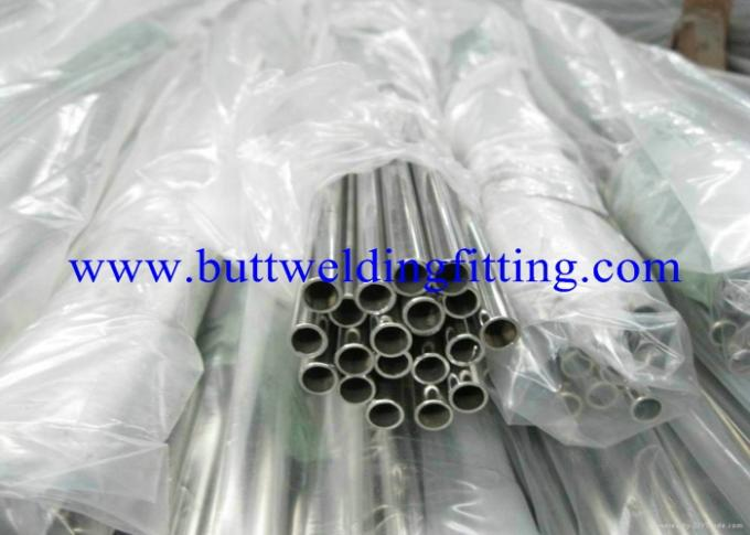 ASTM B161/ ASME SB161 Alloy Steel Seamless Pipe and Tube 200 & 201