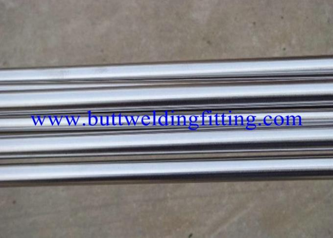 ASTM B161 UNS N02201 201 Nickel Alloy Pipe 4mm to 22mm Outer Diameter