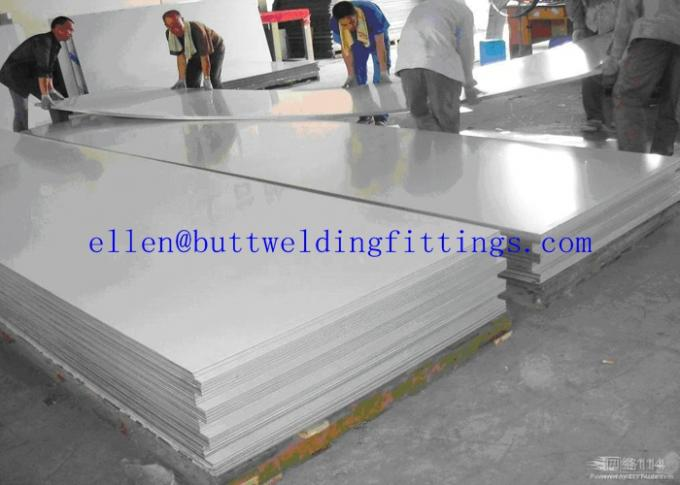 ASTM B463-10 Standard Stainless Steel Plate for UNS N08020 Alloy Plate