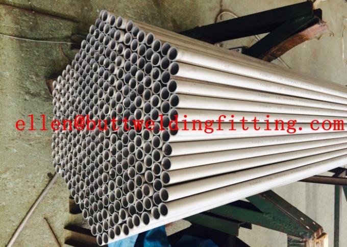 ASTM A790 F53 Uns S32750 Stainless Steel Seamless Pipe