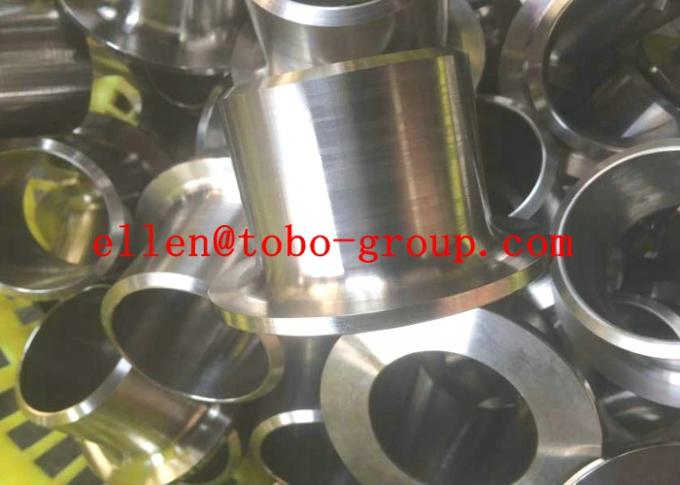 2 each Stub End in Aisi 403-316L carbon steel stub ends DN200 PN10 as per EN1092/1 Type 35 BW