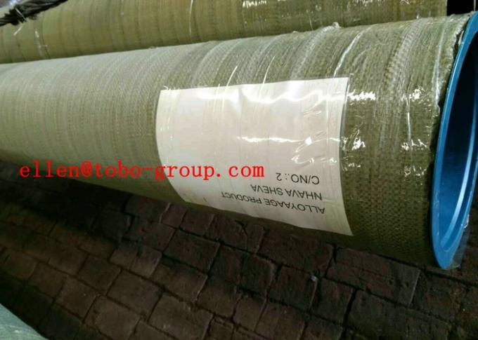 "Seamless Alloy Pipe / Carbon Steel Pipe ASTM A335 P5 Outer Diameter 10 - 325 Mm , 1/2""-12"""
