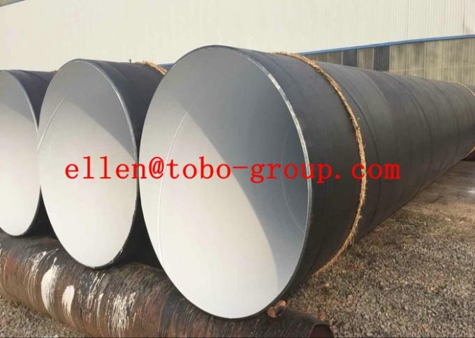 Super Duplex Seamless Stainless Steel Pipe Seamless Nickle Base 1mm-40mm Thickness
