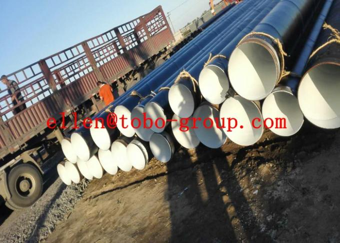 A312 Stainless Steel Welded Pipe BIG SIZE 1000 - 3600MM OD TP304 TP316L