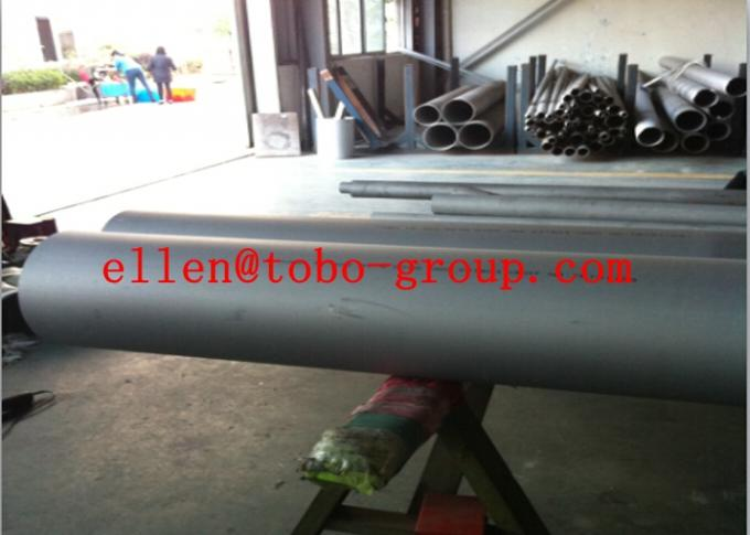 A312 TP316 316L Stainless Steel Welded Pipe for Construction 1.5mm - 2000mm OD