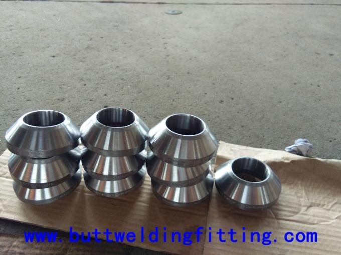 Butt Welded Pipe Fittings Stainless Steel Inlet / Outlet