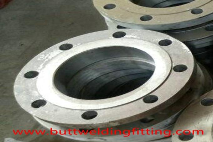 24 Inch Carbon Steel Forged Steel Flanges RF SO FLANGE A105N BS JIS GB