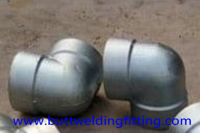 ASTM A182 Forged Steel Fittings Stainless Steel F304L ASME B16.11 90DEG