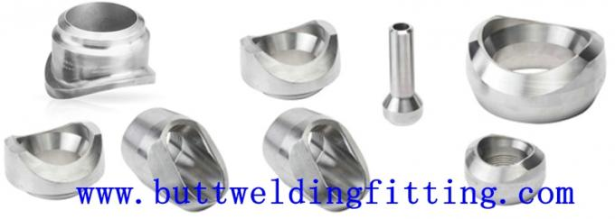 Copper Nickel Forged Pipe Fittings