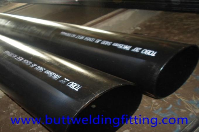 UNS32750 Alloy 32750 Duplex Stainless Steel Pipe OD3 - 200mm WT0.5 - 12 mm