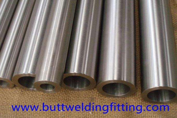 12'' Ni-cr-fe-mo-cu alloys n06007 N10001 Nickel Alloy Pipe Hot Rolled SCH80