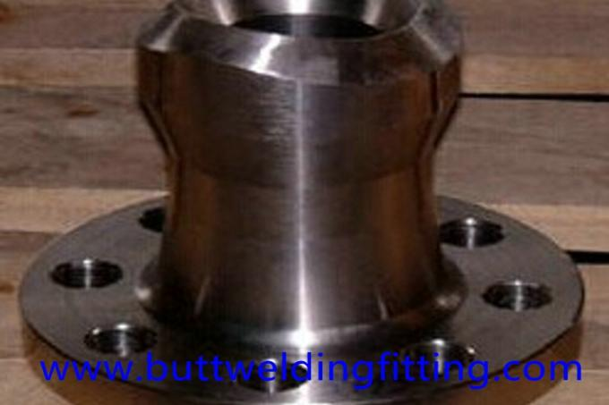 Standard Forged Flange Steel NIPO Flanges 10'' 300LB SCH40s ASTM A 182 F51