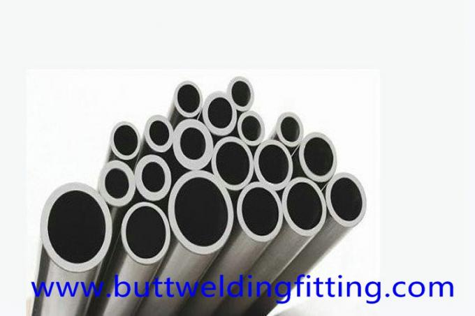 ASTM UNS R50250/GR.1 Nickel Alloy Pipe Titanium Alloy Pipe 6m OD 10-15MM WT 0.5MM