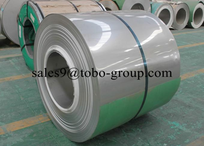Hot / Cold Dipped Stainless Steel Plate 1000mm Wide With Alloy N04400 / 400 N00625 / 625
