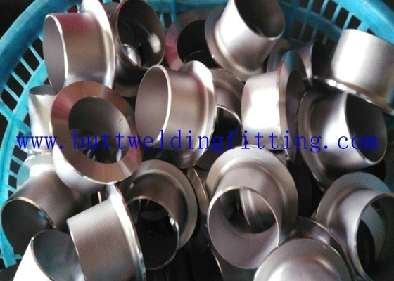 China Short / Long Stainless Steel Stub Ends supplier