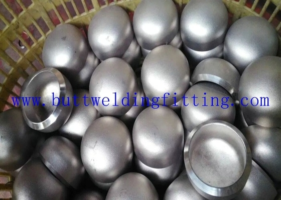 China Tube End Caps Stainless Steel Pipe Cap 304 / CF8 1.4301 316L CF8M supplier