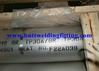 China Steel pipe material SA213 T22 size 50.8mmOD x 5.56mmTHK x 3mL supplier