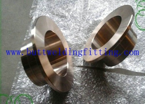 China Copper Nickel 90/10 CuNi Pipe Stub End Stainless Steel Stub Ends NPS6 2.5MM 3.5MM supplier