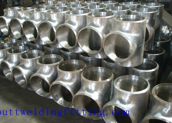 China Sch 10S Super Duplex Stainless Steel Tee supplier