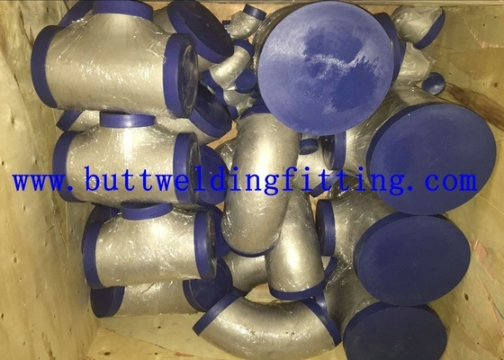 China ASTM A790 S 32760 Butt Weld Fittings supplier