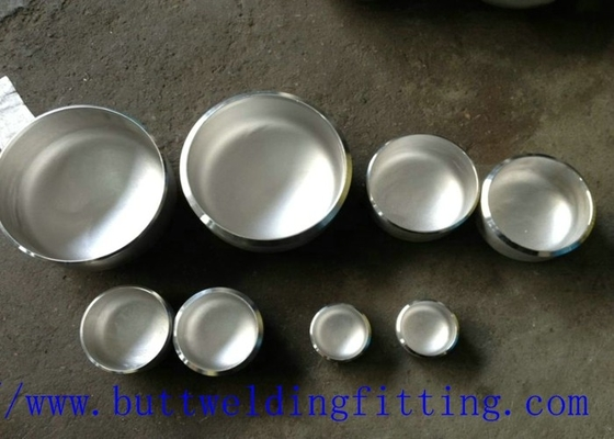 China Seamless Sch40s Stainless Steel Pipe Caps Astm A403 Wp304 / 304L supplier