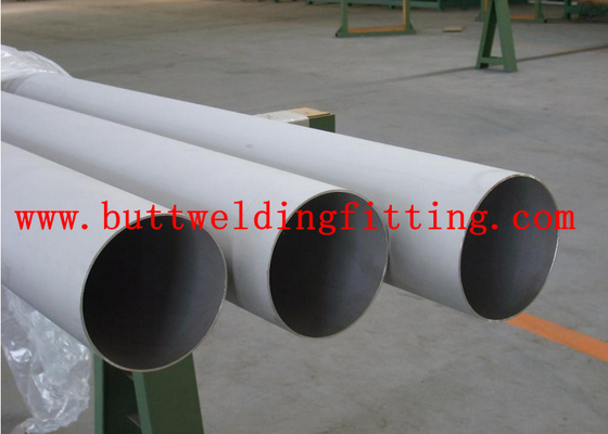 China Super Duplex Seamless Stainless Steel Pipe Seamless Nickle Base 1mm-40mm Thickness supplier