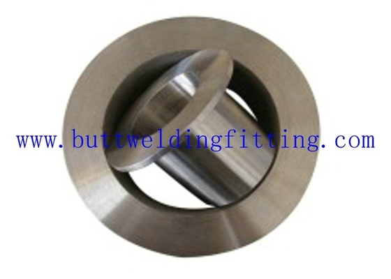 China UNS S31803 S32750 WP347 WP904L Stainless Steel Stub Ends ASME / ANSI Size1-48 Inch supplier