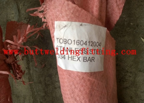 China Polish Surface Hex Stainless Steel Bars Dimensions 2.5mm - 180mm supplier