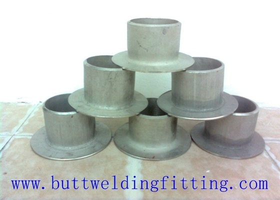 China 2 each Stub End in Aisi 403-316L carbon steel stub ends DN200 PN10 as per EN1092/1 Type 35 BW supplier