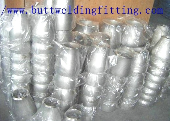 China Concentric Pipe Reducer Stainless Steel Pipe WPB SS Fittings supplier