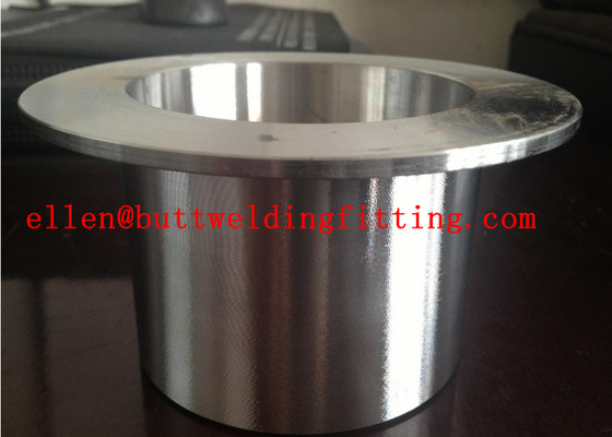 China ASTM B366 WP904L Stainless Steel Stub Ends For Nickel Alloy Fittings supplier