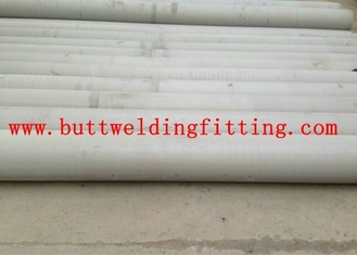 China A312 TP316 316L Stainless Steel Welded Pipe for Construction 1.5mm - 2000mm OD supplier