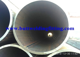 China Carbon Steel LSAW Weld API Seamless Pipe S335J2H Steel 1/2 Inch To 32 Inch supplier