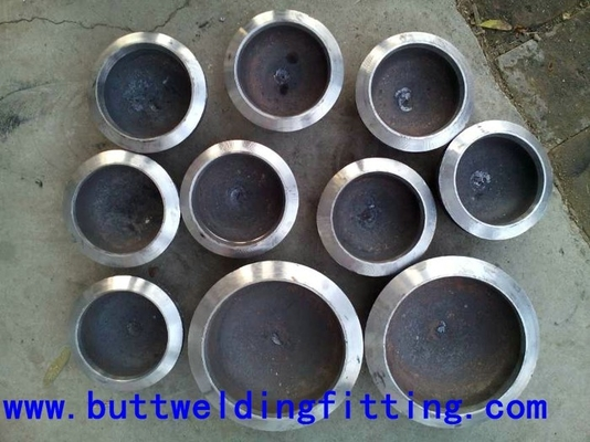 China Carbon Steel / SS Butt Weld Pipe Cap ASTM A403 WP304 / 304L WP316 / 316L supplier