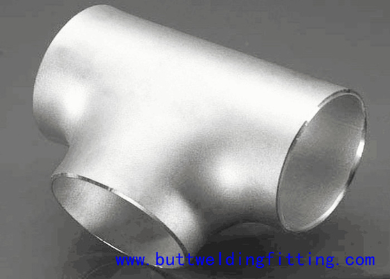 China XS XXS Stainless Steel Tee Pipe Fittings Tee 1/2-72 Inch WP309 Sch5-Sch160 supplier