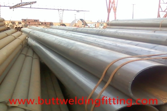 China SCH40 API Carbon Steel Pipe API 5L Grade B X42  Black 1/4''-48'' Round Steel Tubing supplier