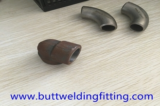 China ASTM A182 Forged Steel Fittings Stainless Steel F304L ASME B16.11 90DEG supplier
