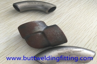 "China Carbon steel Forged Pipe Fittings 90 Degree Elbow ASTM A105 NPS1/2"" - 8"" supplier"