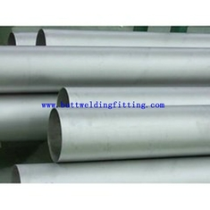 China ASTM TP430Ti Thick Wall Steel Tube , Seamless Stainless Steel Tubing 300 Series Grade supplier