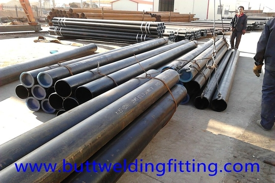 China SCH80 ASTM A192/ A335 WP11 API Carbon Steel Pipe / 16 Inch Steel Pipe supplier
