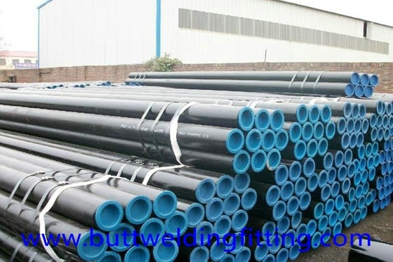 "China ERW Seamless Tube , ASTM A-335 Gr.P5 SCH5S-SCH160 4""  Black Steel Pipe supplier"