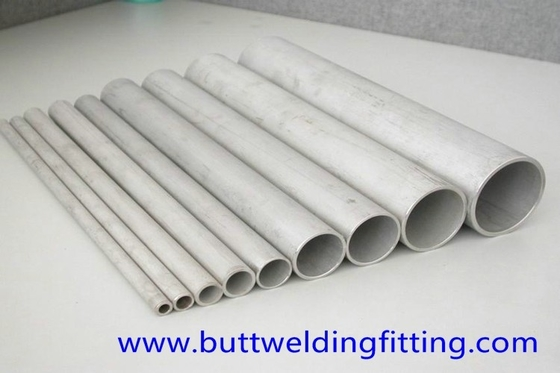 China Round 16Mn Duplex Stainless Steel Pipe UNS32760 API 5DP ANSI A312-2001 supplier