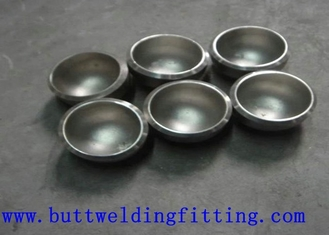 China ASME Stainless Steel s31603 THB Head Torispherical Head Cap Pipe Fitting supplier