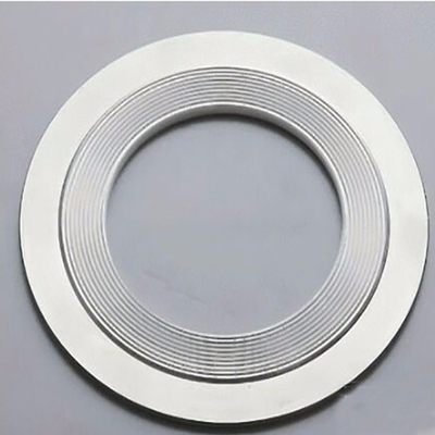 China 1/2'' - 4'' SS304 Stainless Steel Spiral Wound Gasket ASME B16.20 Standard 150# RF supplier