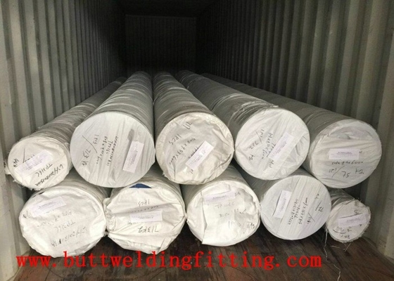 China ASTM A778 321 304 304L 316 Welded Stainless Steel Tubing Thick Wall 0.3mm to 3mm supplier
