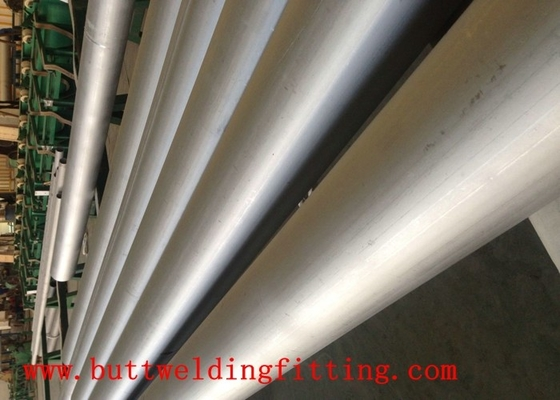 China 304 316 Stainless Steel Welded Tube for Furniture ASTM A249 / 269 , 0.6mm-3mm Wall supplier