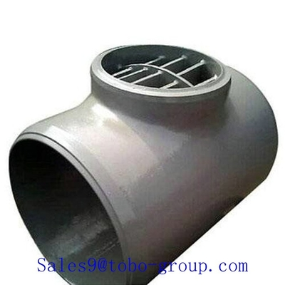 China ASME Barred Stainless Steel Tee Tube 304 Sch40 1 Inch Pipe Fitting Tools supplier