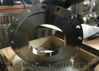 China Astm B16.5 Reducing Forged Steel Flanges Professional Dn200 1/2'' - 60'' supplier